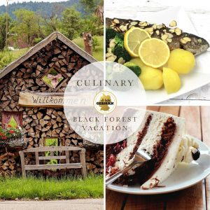 Black Forest Cooking Class